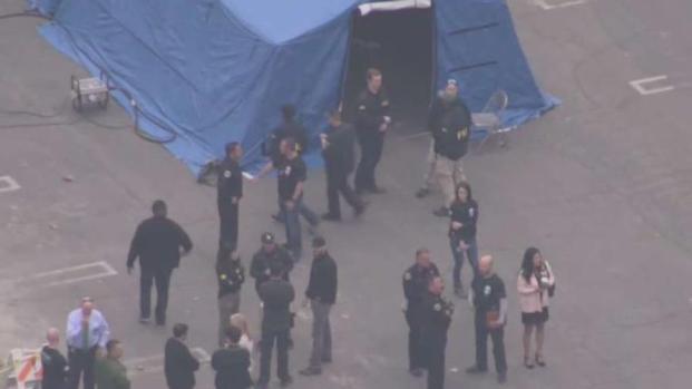 [LA] FBI Targets Mexican Mafia in LA Raids
