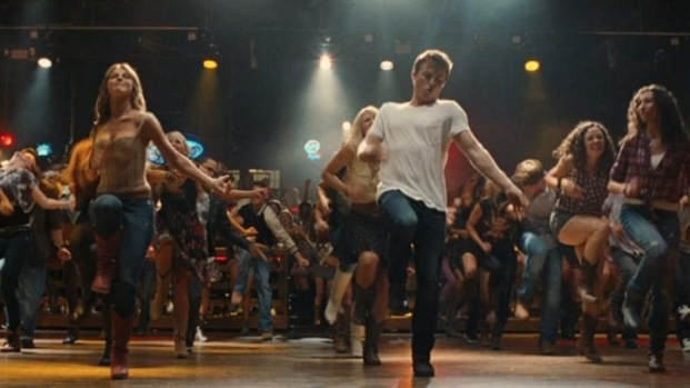 "[NY] PopcornBiz Sees ""Footloose"" With a Dancer"