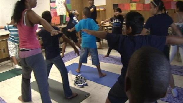 [LA] Freedom School Helps Kids Read