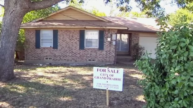 [DFW] Grand Prairie Sells Off Tax Foreclosures