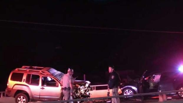 [LA STRINGER] Girl Killed in Antelope Valley DUI Crash