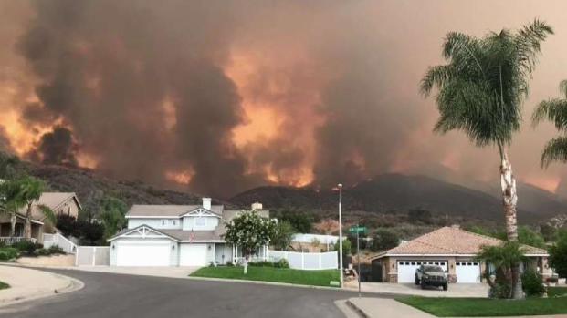 [LA] Holy Fire: Some Evacuations Lifted