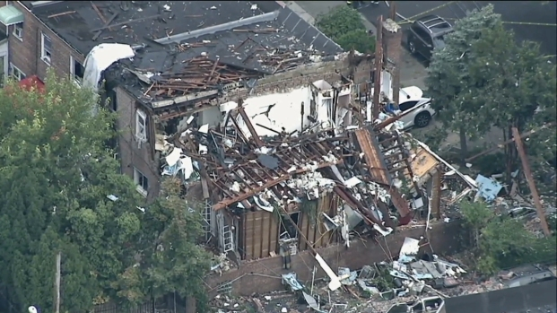 [PHI] House Explosion Investigation