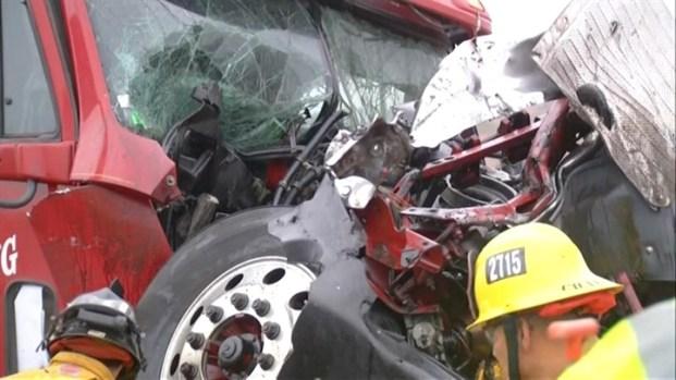 [DGO] Crash Causes Backup on SB I-5