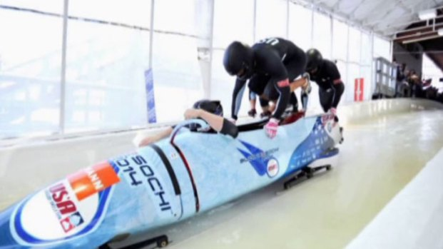 [NATL-DFW] Texan Johnny Quinn Sliding His Way Towards Sochi