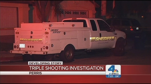 [LA] Perris Shootings Kill Two