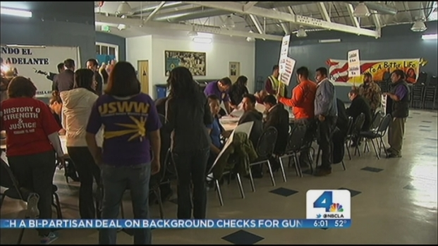 [LA] Folks Across SoCal Prepare To Rally For Immigration Reform