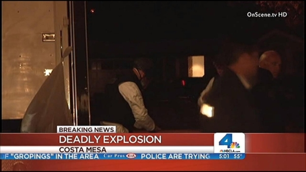 Neighborhood Reopens After Deadly Explosion - NBC Southern