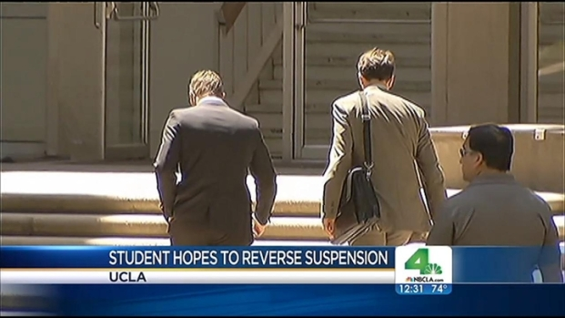 [LA] Friends Vow Support for Student Accused in Rape