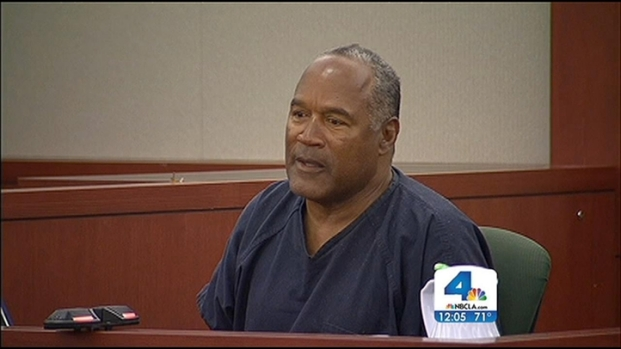 [LA] O.J. Simpson on Hotel Raid: It Was My Stuff