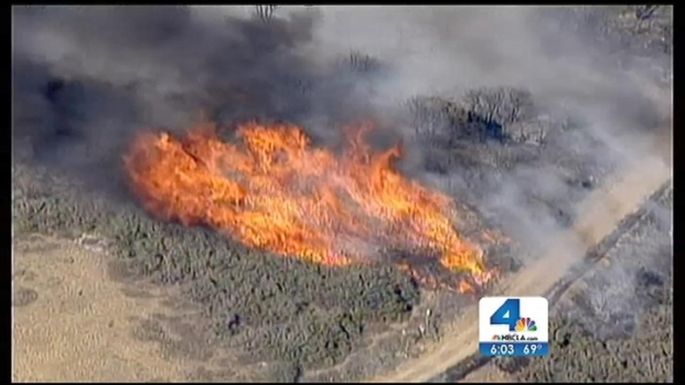 [LA] Residents Allowed Back Into Homes as Powerhouse Fire Conditions Improve