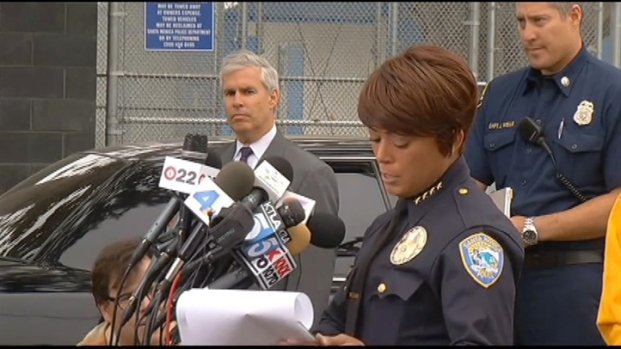 [LA] Raw Video: Police News Conference on Shootings