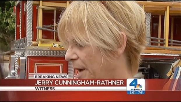 [LA] Witnesses Describe Santa Monica Shootings and Fire