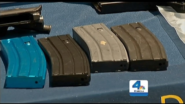 [LA] Gunman Made Illegal Rifle, Left Note After Shooting Spree