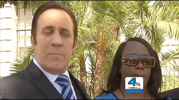[LA] Mother of Man Shot by Pasadena Police Says She Wants Officers Prosecuted