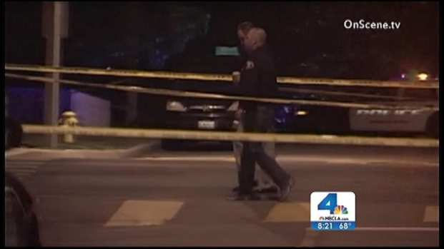[LA] Redondo Beach Police Searching for Known Gang Member in Shooting Investigation