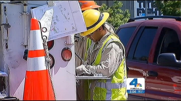 [LA] Hollywood Power Outage Leaves Residents Sweltering