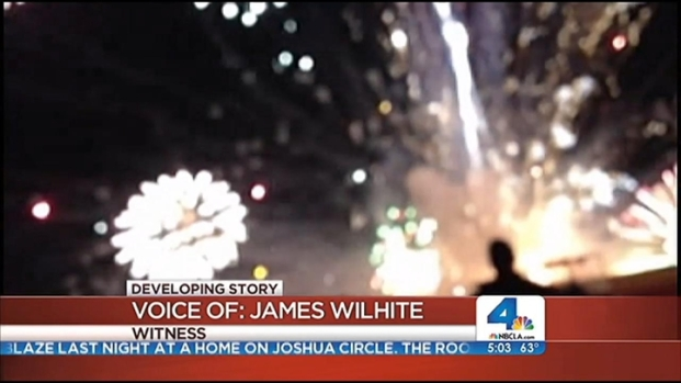 [LA] At Least 19 of 28 Injured in Fireworks Explosion in Stable Condition