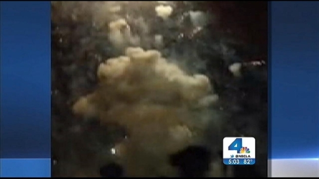 [LA] Victims Still in Shock After Simi Valley Fireworks Debacle