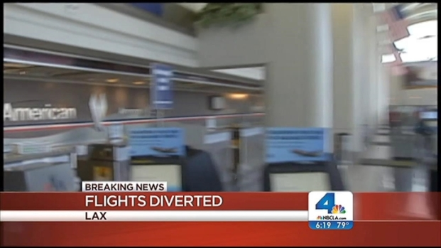[LA] Dozens of Flights Canceled Between LA, San Francisco