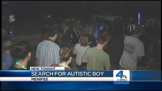 [LA] Night Search for Missing Boy