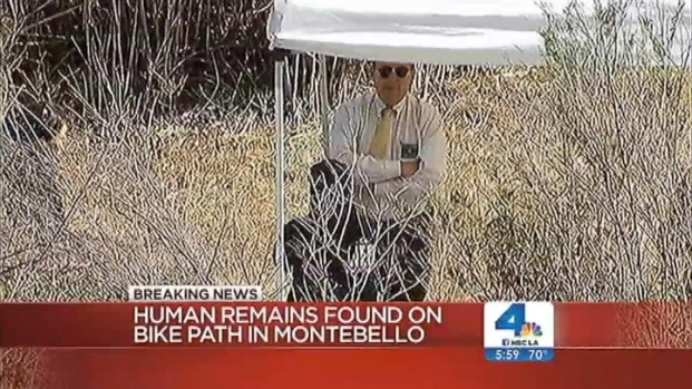 [LA] Human Remains Found on Bike Path in Montebello