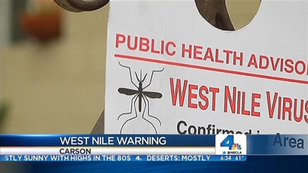 [LA] West Nile Virus Warnings Renewed