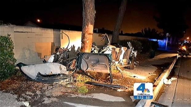 Dramatic LA News Photos