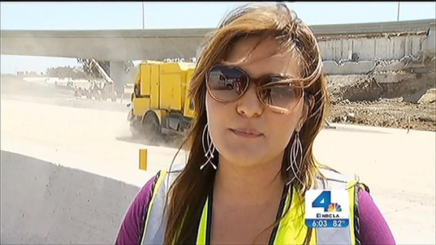 "[LA] ""Bridge Bash"" Goes Off Without a Hitch; 405 Freeway Reopens 3 Hours Early"