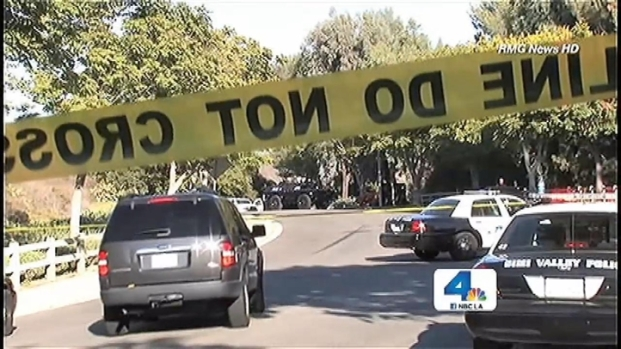 [LA] Simi Valley Gunman Who Allegedly Killed Mom Was an Army Veteran