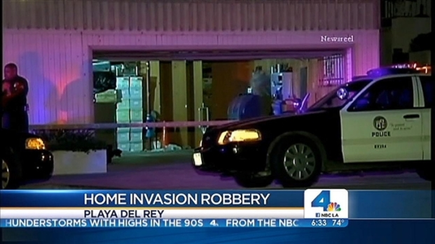 [LA] Gunmen Tie Up Man, Steal Money and Car in Home Invasion