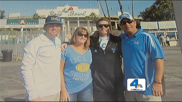 [LA] UCLA Football Player Mourned as Hometown Sports Legend