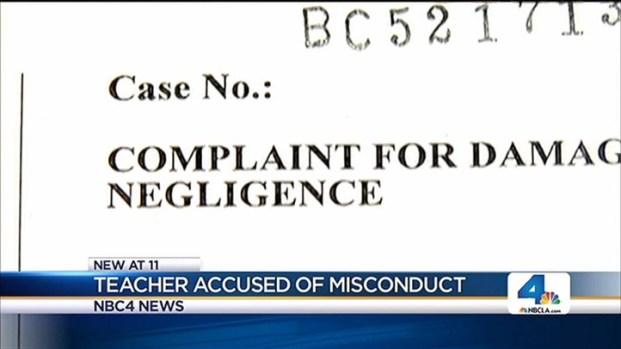 [LA] Former Students Sue LAUSD Over Alleged Teacher Abuse