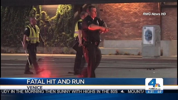 [LA] Venice Hit-and-Run Death