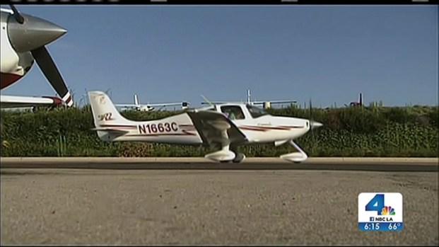 [LA] After Deadly Crash, Residents Want Santa Monica Airport Closed