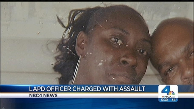 [LA] Veteran LAPD Officer Charged With Assault
