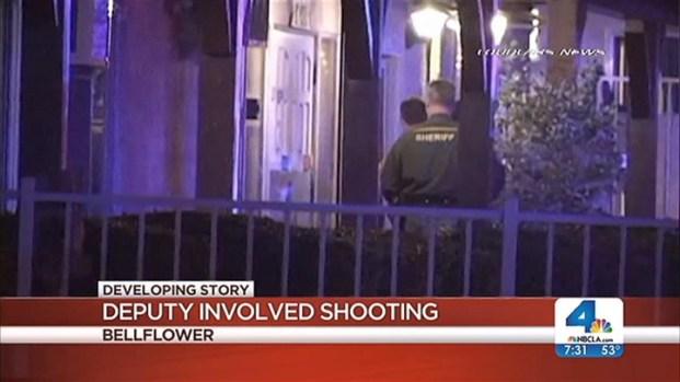 [LA] Deputies Fatally Shoot Man Outside Assisted Living Home