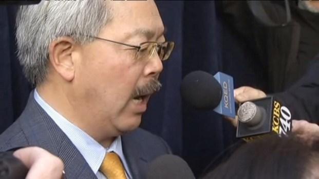 [BAY] RAW VIDEO: Mayor Ed Lee Announces Super Bowl Bid Win