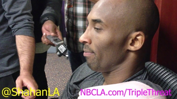 [LA] Kobe Bryant On Attack Mode Lakers