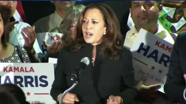 [LA] LAPD Officers Assigned to Protect Sen. Kamala Harris