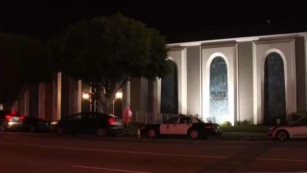 [LA] LAPD Patroling Local Mosques Amid NZ Shooting