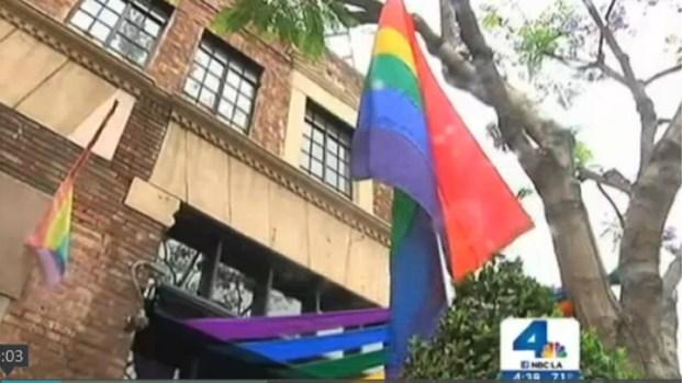 [LA] Pride Festival Celebrates LGBT Community