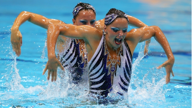 Synchronized Swimming at the Olympics