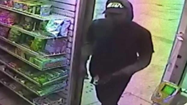 [LA] Man Accused of Multiple Armed Robbery is Caught on Camera