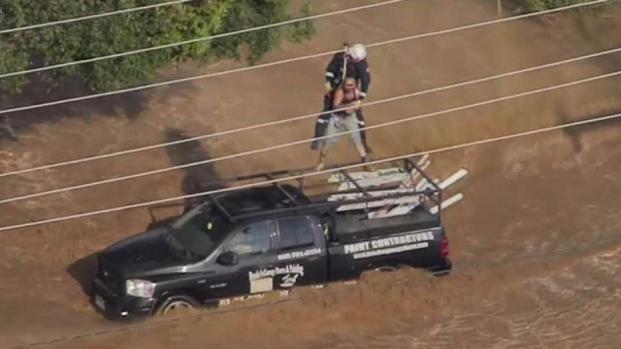 Flash Floods Trap Motorists, Cut Commuter Train Service in ...  |Antelope Valley Flash Flood