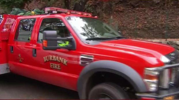 Mandatory Evacuations Ordered in Burbank