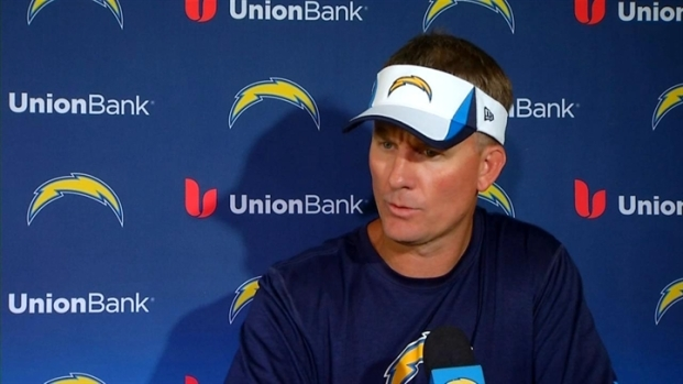 [DGO]Chargers Coach Fields Te'o Questions