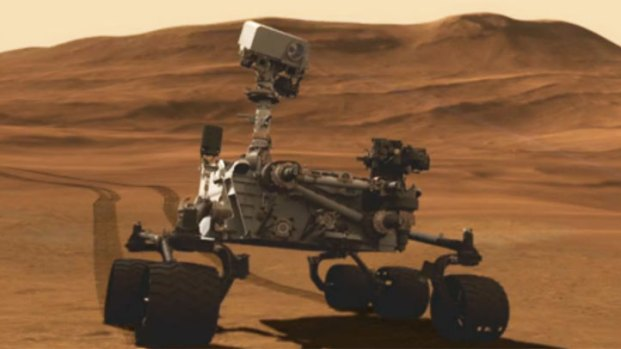 [LA] Scientist: No Worries Surround Mars Rover Curiosity