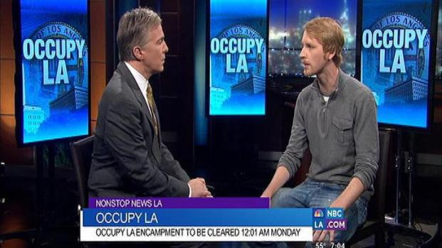 [LA] Occupy LA Organizer Responds to City's Shutdown Plans