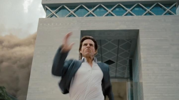 """[NY] """"Mission: Impossible - Ghost Protocol"""" Trailer 2"""